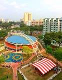 Καλυμμένο plaza, Toa Payoh, Σιγκαπούρη Στοκ Εικόνες