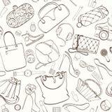 Καλλυντικό σχέδιο μόδας Στοκ Φωτογραφίες