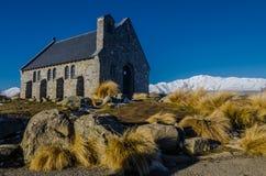 καλός ποιμένας εκκλησιών στοκ φωτογραφία