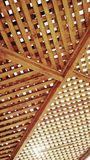 Καλό ξύλο ταπετσαριών Στοκ εικόνα με δικαίωμα ελεύθερης χρήσης