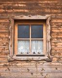 Καλύβα και παράθυρο (3) Στοκ Φωτογραφίες