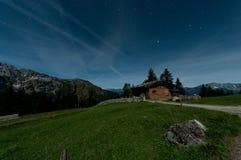 Καλύβα σε Berchtesgaden Στοκ Φωτογραφία
