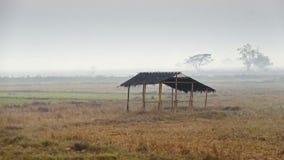 Καλύβα το Μιανμάρ στοκ φωτογραφίες με δικαίωμα ελεύθερης χρήσης