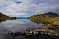 Καλύβα Angelus στις λίμνες του Nelson Στοκ φωτογραφία με δικαίωμα ελεύθερης χρήσης