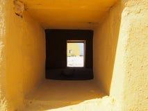 Καλύβες σκλάβων σε Bonaire Στοκ Εικόνες