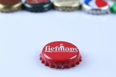 Καλύμματα της μπύρας και του ποτού Στοκ φωτογραφίες με δικαίωμα ελεύθερης χρήσης