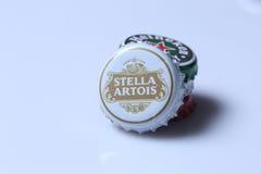 Καλύμματα του ποτού Στοκ Φωτογραφίες