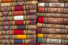Καλύμματα των των Άνδεων χρωμάτων. Στοκ Εικόνες