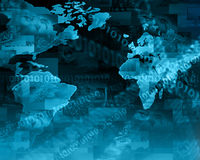 καλύτερη επιχειρησιακής έννοιας σειρά Διαδικτύου χεριών πυράκτωσης σφαιρών εννοιών σφαιρική Στοκ φωτογραφία με δικαίωμα ελεύθερης χρήσης