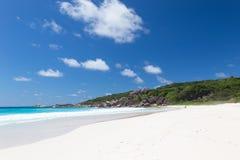 Καλύτερη παραλία Anse Λάτσιο Στοκ φωτογραφία με δικαίωμα ελεύθερης χρήσης