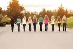 Καλύτεροι φίλοι Στοκ Φωτογραφίες