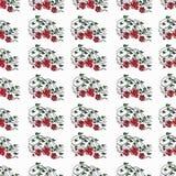 καλύτερος σύγχρονος πλαστικός ξαναδιπλωμένος προτύπων διακοσμήσεων αυξήθηκε άνευ ραφής Στοκ Εικόνες