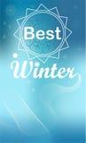 Καλύτερος χειμώνας Στοκ Εικόνες