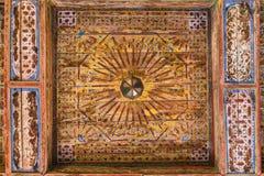 καλύτερο εσωτερικό kasbah Μαρόκο ouarzazate taourirt Ouarzazate Το καλύτερο του Μαρόκου Στοκ Εικόνα