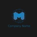 Καλύτερο logotype Στοκ Εικόνα