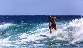 Καλύτερο surfer σε όλο τον κόσμο Στοκ εικόνα με δικαίωμα ελεύθερης χρήσης