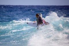 Καλύτερο surfer σε όλο τον κόσμο Στοκ φωτογραφίες με δικαίωμα ελεύθερης χρήσης