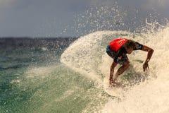 Καλύτερο surfer σε όλο τον κόσμο Στοκ φωτογραφία με δικαίωμα ελεύθερης χρήσης