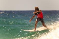 Καλύτερο surfer σε όλο τον κόσμο Στοκ Εικόνα