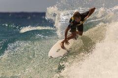 Καλύτερο surfer σε όλο τον κόσμο Στοκ Εικόνες