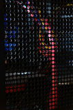 Καλώδια μέσα στον υπολογιστή Στοκ Εικόνα