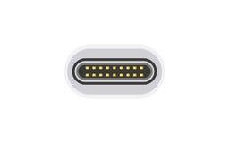 Καλώδιο τύπος-γ USB ελεύθερη απεικόνιση δικαιώματος