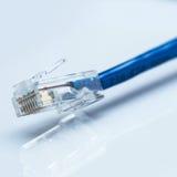 Καλώδιο Ethernet Στοκ εικόνα με δικαίωμα ελεύθερης χρήσης