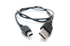 Καλώδιο USB Στοκ Εικόνες