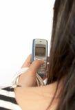 κείμενο μηνυμάτων στοκ φωτογραφία με δικαίωμα ελεύθερης χρήσης