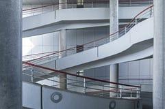 Κεκλιμένη ράμπα πρόσβασης, συγκεκριμένη εργασία Στοκ φωτογραφία με δικαίωμα ελεύθερης χρήσης