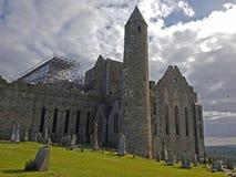Κελτική αρχιτεκτονική του βράχου Cashel, Ιρλανδία στοκ εικόνες με δικαίωμα ελεύθερης χρήσης