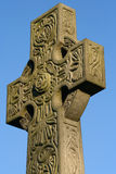 κελτικός σταυρός Στοκ Φωτογραφία