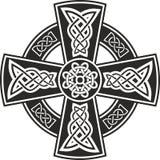 κελτικός σταυρός Στοκ εικόνα με δικαίωμα ελεύθερης χρήσης