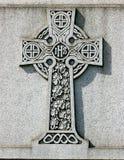Κελτικός σταυρός Στοκ Εικόνα