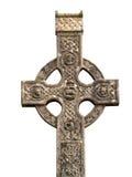 κελτικός σταυρός Στοκ εικόνες με δικαίωμα ελεύθερης χρήσης
