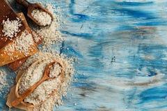 Κελτικό γκρίζο άλας θάλασσας από τη Γαλλία Στοκ φωτογραφία με δικαίωμα ελεύθερης χρήσης