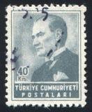 Κεμάλ Ατατούρκ Στοκ εικόνα με δικαίωμα ελεύθερης χρήσης