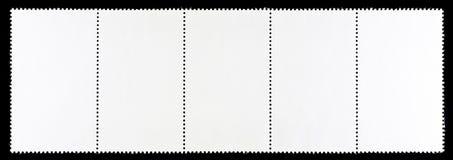 κενά γραμματόσημα στοκ φωτογραφία με δικαίωμα ελεύθερης χρήσης
