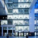 Κενά γραφεία Στοκ εικόνα με δικαίωμα ελεύθερης χρήσης
