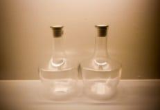 κενά μπουκάλια Στοκ φωτογραφίες με δικαίωμα ελεύθερης χρήσης