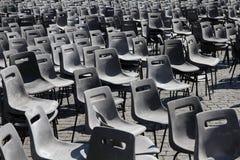 Κενές έδρες Στοκ Φωτογραφίες