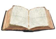 κενές ανοιγμένες βιβλίο &si Στοκ φωτογραφία με δικαίωμα ελεύθερης χρήσης
