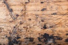 Κενές ξύλινες συστάσεις, ξύλινες συστάσεις, ξύλινο υπόβαθρο Στοκ Εικόνες