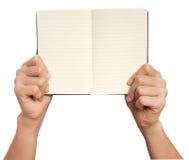 Κενές σελίδες στοκ φωτογραφία με δικαίωμα ελεύθερης χρήσης