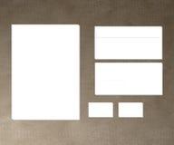 Κενή άσπρη 4x8 συλλογή ιπτάμενων ίντσας - 22 Στοκ εικόνα με δικαίωμα ελεύθερης χρήσης