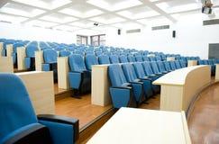 Κενή αίθουσα διάλεξης Στοκ Εικόνες