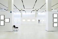 κενή αίθουσα πλαισίων πο&l στοκ φωτογραφίες με δικαίωμα ελεύθερης χρήσης