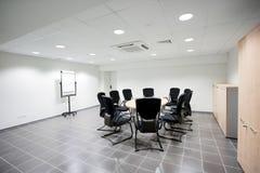 Κενή αίθουσα συνεδριάσεων Στοκ Φωτογραφίες