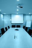 κενή αίθουσα συνεδριάσ&epsi Στοκ Εικόνες