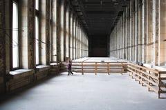 Κενή αίθουσα χορού Στοκ Εικόνες
